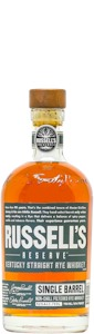 Wild Turkey Russells Reserve Single Barrel Rye 750ml - Buy