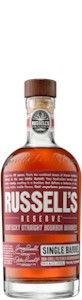 Russells Reserve Single Barrel Bourbon 750ml - Buy