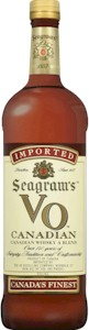 Seagrams VO Canadian Whisky 1 Litre 1000ml - Buy
