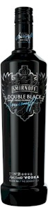 Smirnoff Vodka Double Black 700ml - Buy