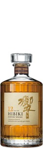 Suntory Hibiki 12 Years Whisky 700ml - Buy