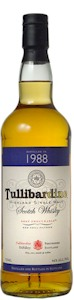 Tullibardine Single Malt Whisky 1988 700ml - Buy