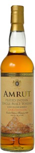 Amrut Peated Single Malt Indian Whisky 700ml - Buy