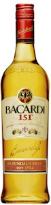 Bacardi 151 700ml - Buy