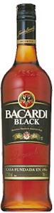 Bacardi Black 700ml - Buy