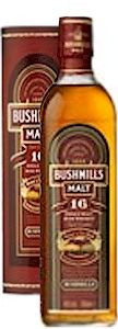 Bushmills 16 Year Old Irish Whiskey 700ml - Buy