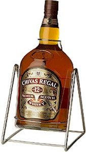 Chivas Regal 12 Years Whisky Cradle 4.5Litre - Buy