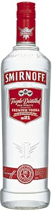 Smirnoff Vodka Red Label 700ml - Buy