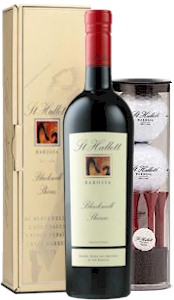 St Hallett Blackwell Srixon Golf Gift Shiraz 2012 - Buy