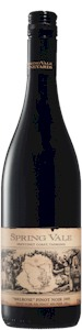 Spring Vale Estate Pinot Noir 2016 - Buy