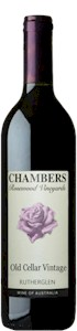 Chambers Rosewood Old Cellar Vintage Port - Buy