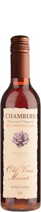Chambers Rosewood Old Vine Muscat 375ml - Buy