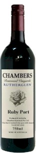 Chambers Rosewood Rutherglen Ruby Port - Buy