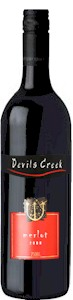 Devils Creek Alpine Valley Merlot 2014 - Buy