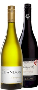 Roaring Chandon Chardonnay Pinot Luncheon Mix - Buy