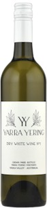 Yarra Yering Dry White No1 2014 - Buy