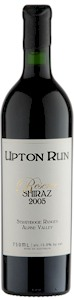 Upton Run Reserve Shiraz 2005 - Buy