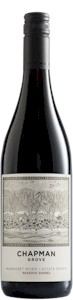 Chapman Grove Reserve Shiraz - Buy