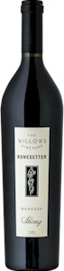 Willows Bonesetter Shiraz 2015 - Buy
