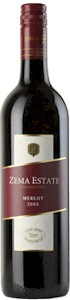 Zema Estate Merlot 2006 - Buy