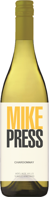 Mike Press Adelaide Hills Chardonnay