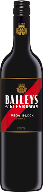 Baileys of Glenrowan 1920s Block Shiraz