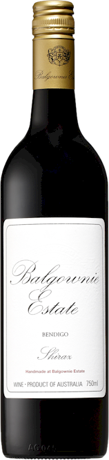 Balgownie Estate Shiraz 2013
