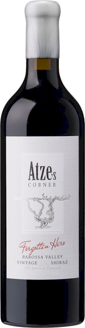Atzes Corner Forgotten Hero Shiraz