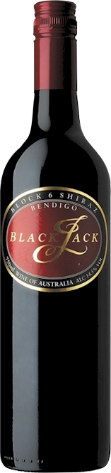 Blackjack Block 6 Shiraz 2015