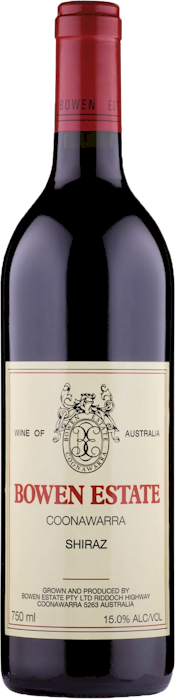 Bowen Estate Shiraz 2015