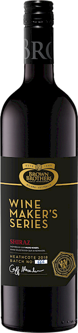 Brown Brothers Winemakers Shiraz