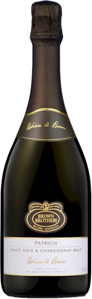 Brown Brothers Patricia Pinot Chardonnay Brut