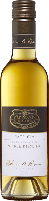 Brown Brothers Patricia Noble Riesling 375ml