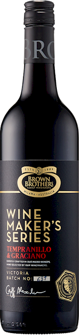 Brown Brothers Winemakers Tempranillo Graciano