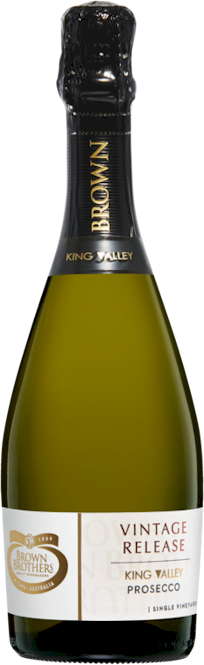 Brown Brothers Single Vineyard Prosecco