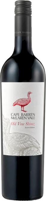 Cape Barren Old Vine Shiraz 2016