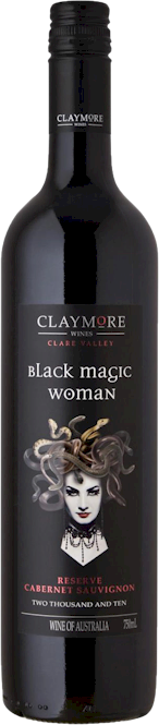 Claymore Black Magic Woman Reserve Cabernet