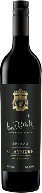 Claymore Ian Rush Reserve Shiraz