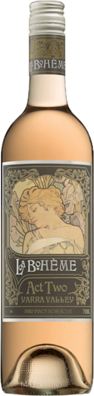 La Boheme Act Two Dry Pinot Rose 2017 - Buy