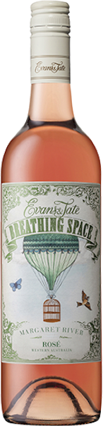 Breathing Space Margaret River Rose 2016