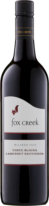 Fox Creek Three Blocks Cabernet Sauvignon