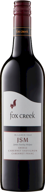 Fox Creek JSM Shiraz Cabernet Sauvignon Franc