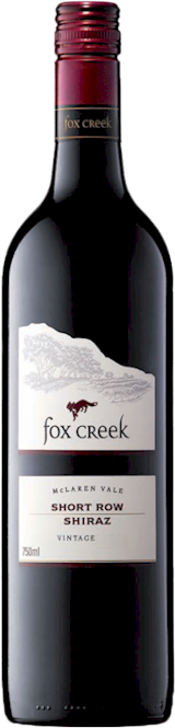 Fox Creek Short Row Shiraz 2016