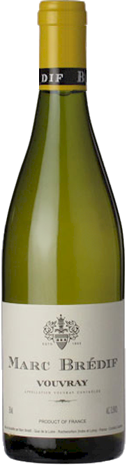 Marc Bredif Vouvray 2003