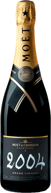Moet Chandon Champagne Grand Vintage 2004