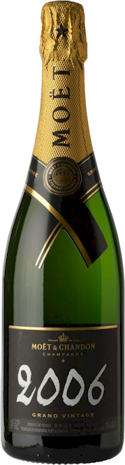 Moet Chandon Champagne Grand Vintage 2006