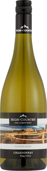 Gapsted High Country Chardonnay