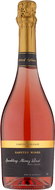 Gapsted Sparkling Shiraz Rose
