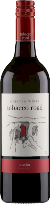 Gapsted Tobacco Road Merlot