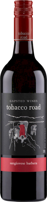 Gapsted Tobacco Road Sangiovese Barbera